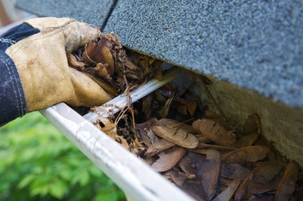 Gutter-cleaning-Houston