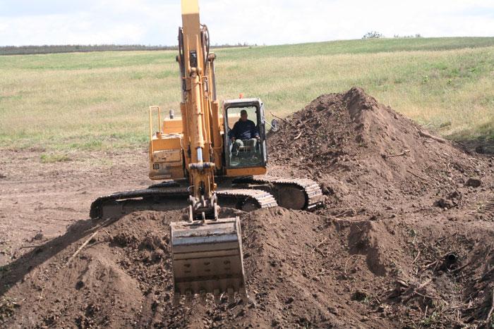 Soil-Removal