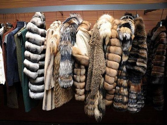 Owned Fur Coats