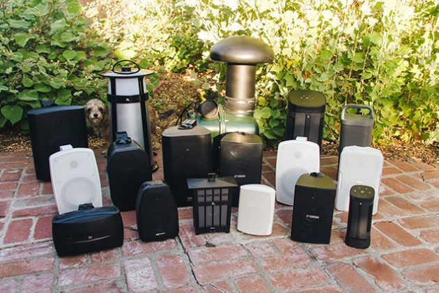 Buy the Best Quality Outdoor Speakers Online